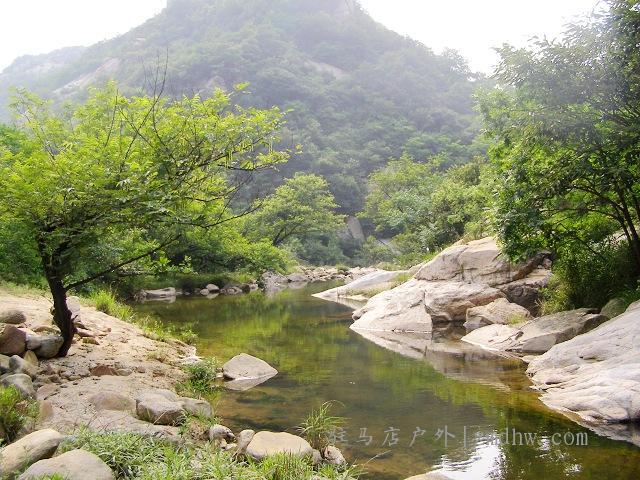 泌阳黄山风景区